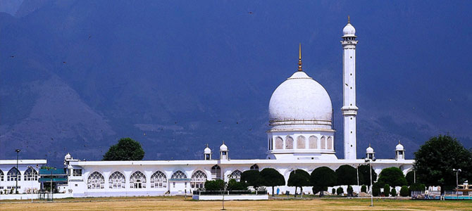 hazratbal-shrine